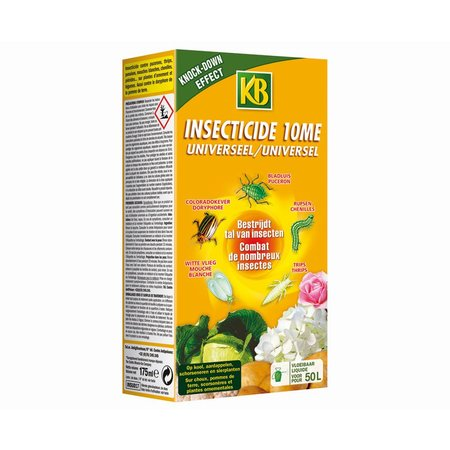 KB Universele Insecticide 10ME 175 ml
