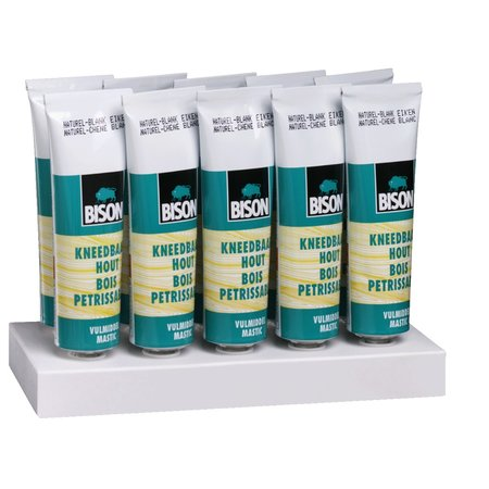 Bison Kneedbaar Hout Naturel Blank Eiken 50ml