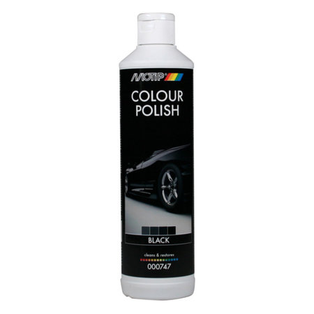 Motip Colour Polish Black 500ml