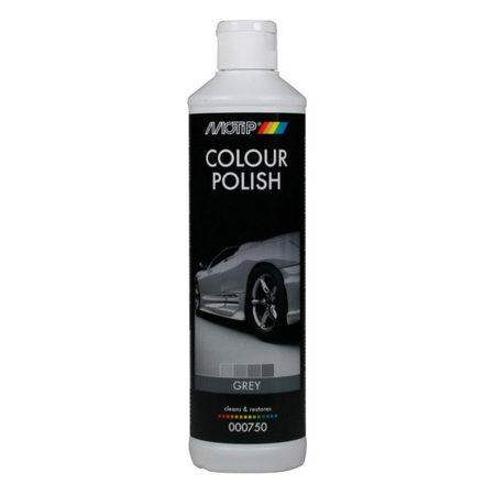 Motip Colour Polish Grey 500ml