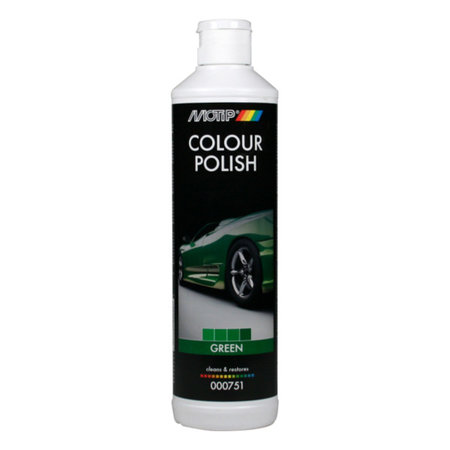 Motip Colour Polish Green 500ml