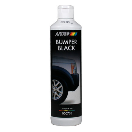 Motip Bumper Black 500ml