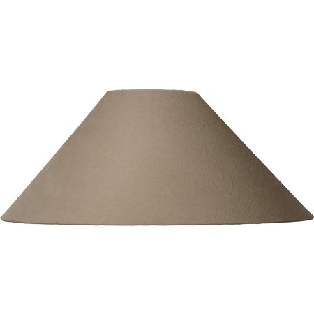 Lucide Lampenkap Shade Ø 50cm Taupe