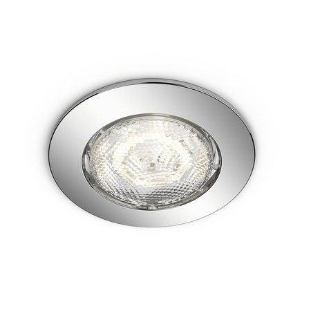 Philips Inbouwspot Dreaminess 4,5W LED Chroom