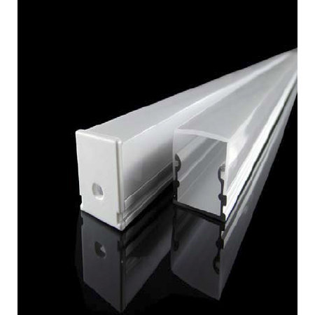 Fantasia Styxx Aluminium Profile For Led Strip 21x14x1000mm