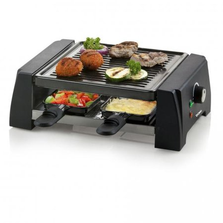 Domo Steengril-Grill-Raclette DO9187G