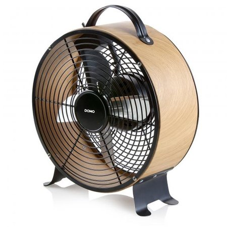 Domo Tafelventilator Wood Style DO8145