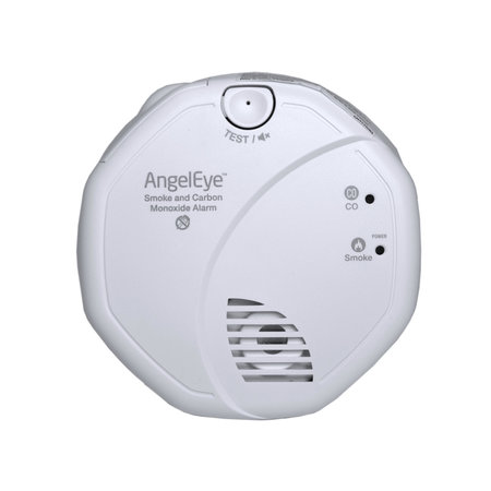 AngelEye CO- en Rookmelder 2x AA