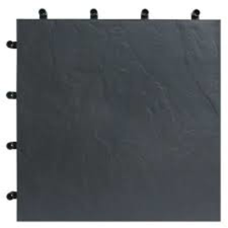 Terrastegel Blacknite 40x40 cm