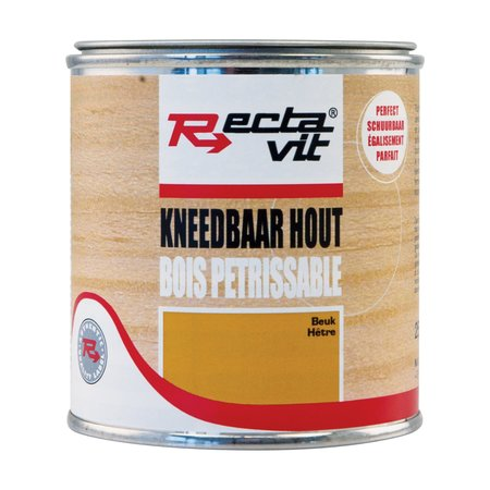 Rectavit Kneedbaar Hout Beuk 250ml