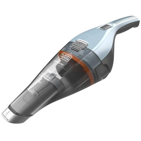 Black+Decker Kruimeldief NVC215W Ijsblauw