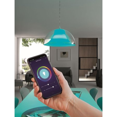 QNECT Meerkleurige LED-lamp E14 Smart Wi-Fi 4,5W