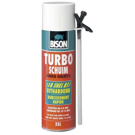 Bison Turboschuim 500ml