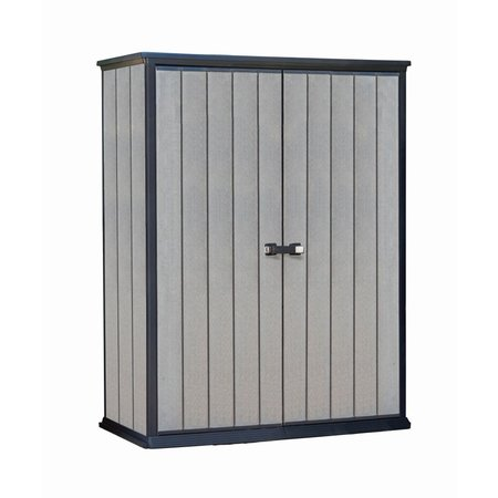 Keter High Storage Shed Antraciet